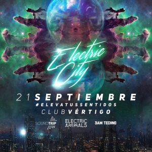 Electric City • Club Vertigo